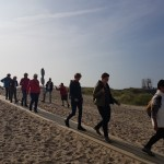 Strand op Vlissingen